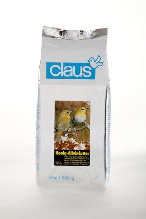 Claus Honig-Alleinfutter Typ Ia schwarz Inhalt 1 kg