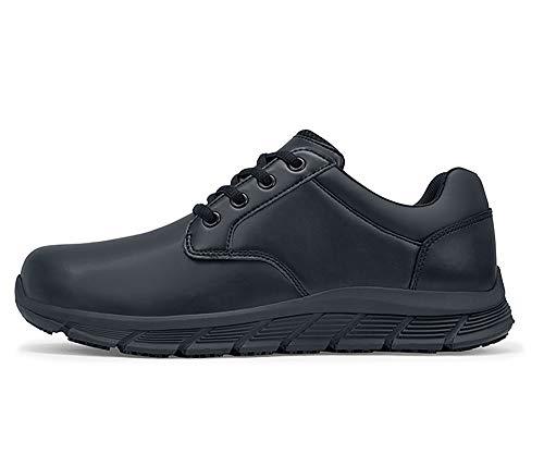 Shoes for Crews Women's Saloon II Food Service Shoe, Black, 5.5 Medium US