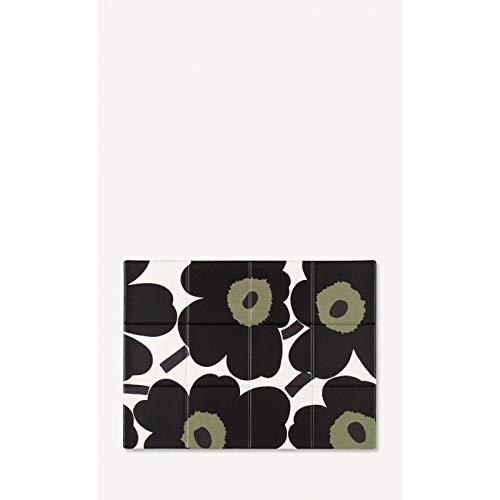 Marimekko - Tischset, Platzset - Pieni Unikko - Weiß-Schwarz - Baumwolle - 31 x 42 cm - 1 Stück