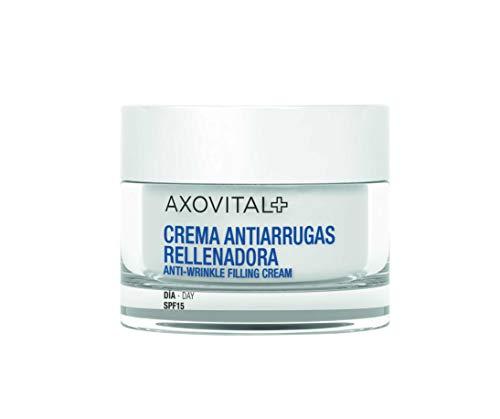 Axovital - Crema de Día SPF15 con Textura Cremosa - 50 ml.