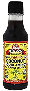 Pack of 3 - Bragg Organic Coconut Aminos Soy-Free, 10 FL OZ