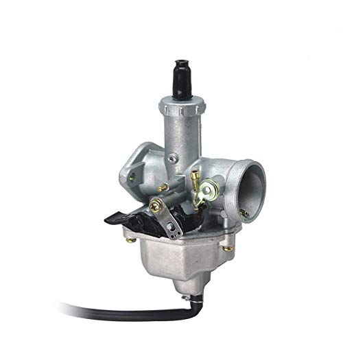 Replacement/Fit For - KEIHIN / PZ26 PZ27 PZ30 Carburetor Manu Auto Used For CG125 CG150 CG200 TTR250 Moto Model New Carburador,Motorcycle Carburetor,Motorcycle Accessories Repair (Color : PZ26)
