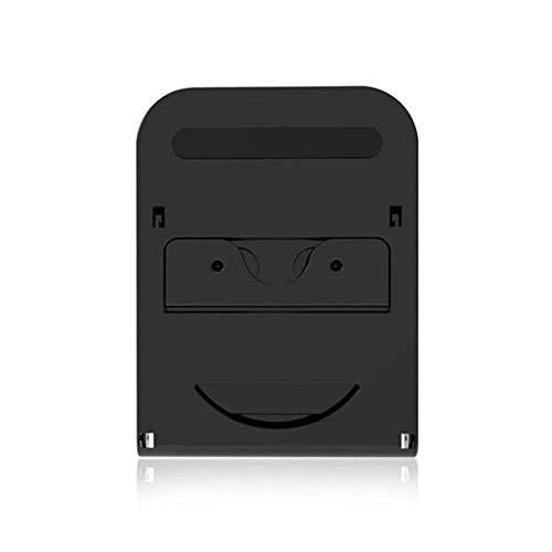 QiKun-Home Soporte portátil de Altura Ajustable Soporte de Marco Soporte Compacto Soporte de Escritorio Soporte de Escritorio para Switch NS Host Negro