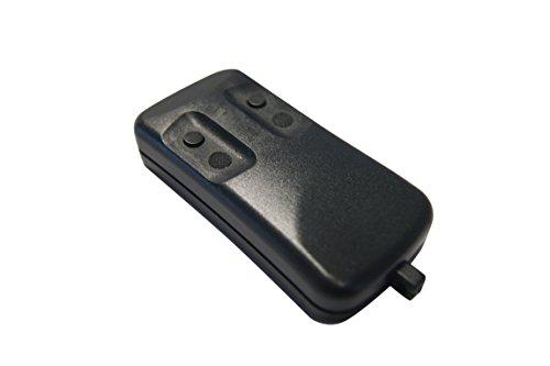 Handsender Allmatic 27,120 MHz pasend zu Nice Handsender mit gelben Knopf