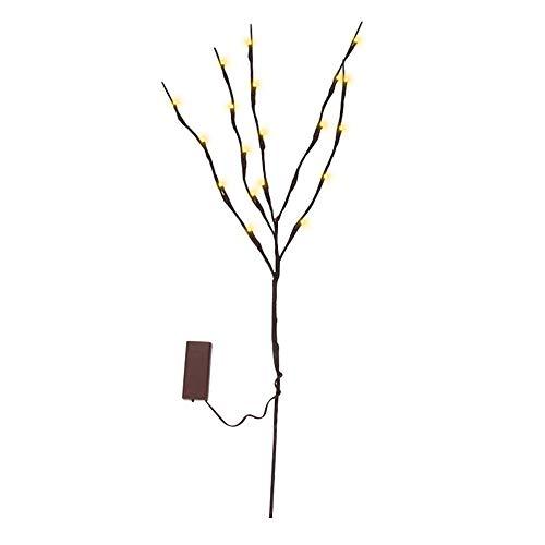 Donpow LED Luces de rama, ramas LED Luces decorativas alimentadas por batería...