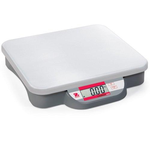 Ohaus plástico ABS catapulta 1000Compact banco de precisión de escala, 20kg x 0,01kg