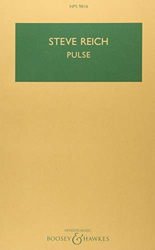 Pulse: For 2 Flutes, 2 Clarinets, Piano, Electric Bass, 4 Violins, and 2...