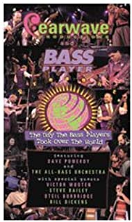 Day the Bass Players Took Over the World VHS