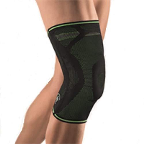 Bort StabiloGen Sport für das Knie,Gr. L +, schwarz-grün
