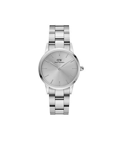 Uhren Daniel Wellington Iconic Link Unitone Silver 28mm DW00100402