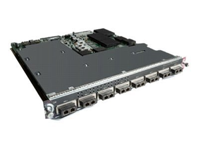 Cisco Catalyst 6900 Series 8-Port 10 Gigabit Ethernet Fiber Module with DFC4 - Erweiterungsmodul - 10 GigE - 10GBase-X - 8 Anschlüsse - für Catalyst 6503-E, 6504-E, 6506-E, 6506-E IDSM-2, 6509-E, 6509-E 10Gig, 6513-E