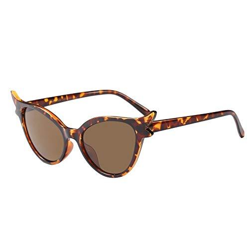 ZEZKT gafas de sol para mujer y hombre gafas de sol creativas lindas con ojos de gato europa y américa unisex moda casual sunglasses