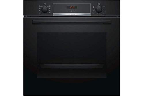 Bosch HBA534BB0 Forno, 71 Litri, Acciaio Inossidabile
