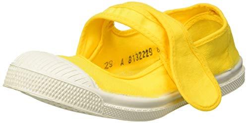 Bensimon Tennis Flo Enfant, Sneaker Unisex-Bambini, Giallo (Citron 0249), 27 EU