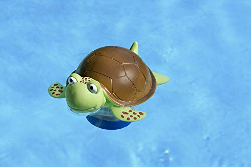 Poolmaster Swimming Pool Chlorine Dispenser, Turtle