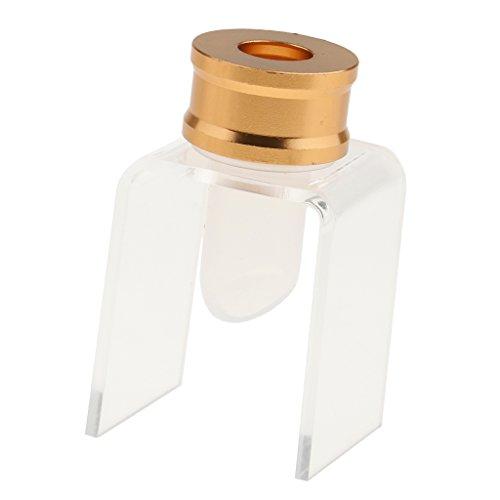 Toygogo 3 Stücke Einfaches Design Silikon Lippenstiftform Form Set Diy Lippenstift Balsam Handwerk...