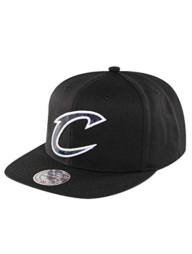 Mitchell & Ness Homme Casquettes/Snapback NBA Dark Hologram Cleveland Cavaliers