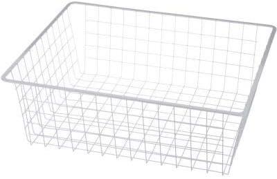 Ranking TOP2 Marlin Steel Wire Tote Basket - White 16