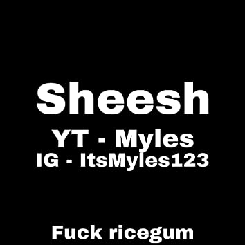 SHEESH (fuck ricegum)