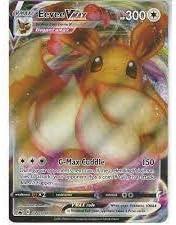 Eevee Vmax Full Art SWSH087 Promo Pokemon Card Shining Fates Factory Sealed