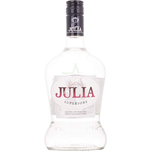 Grappa di Julia Superiore 38,00% 0,70 Liter