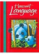 Harcourt School Publishers Language: Student Edition Grade 3 2002