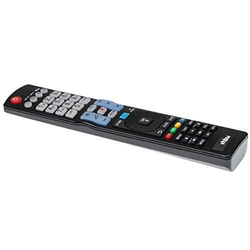 vhbw Mando a Distancia Compatible con LG 42LM660T, 42LM6700, 42LM7600, 42PM470T, 43LJ594V, 43UJ651V, 47LM6200 televisión, TV