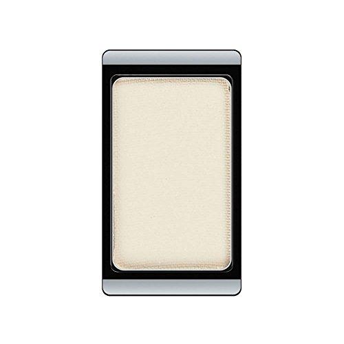 Glamour Eye Shadow, 554, matt natural vanilla Lidschatten, Artdeco