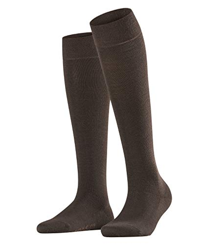 FALKE Damen Socken, Softmerino W KH-47438, Braun (Dark Brown 5239), 37-38