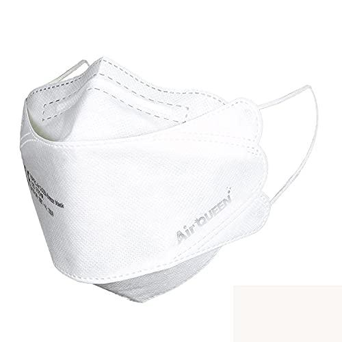 INVIDA 10er Siegmund Air FFP2 Mundschutz Maske CE2163 Nanofaser-Filter