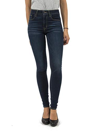 Levis Jeans Levis 721 High Rise Skinny Blue F 31