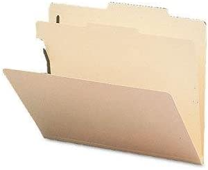 Smead New Orleans Mall Manila Cash special price Four- and Six-Section Tab Classification Folder Top