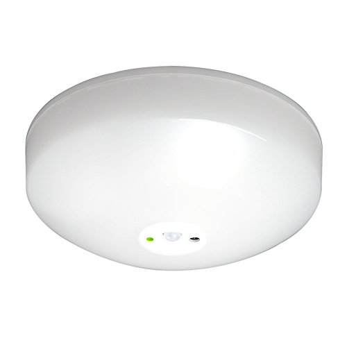 アイリスオーヤマ LED シーリングライト 小型 100W相当 電球色 人感 センサー付 700lm SCL7L-MS。