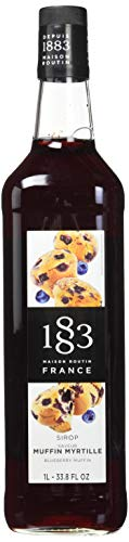 1883 Maison Routin Blueberry Muffin Syrup (1L)