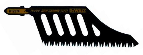 DeWalt DT2074-QZ Stichsaegeblatt HCS Holz <65mm, multi, 65 mm