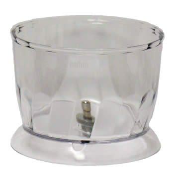 Braun, Behälter für Braun Minipimer und Multiquick, transparent, 500 ml