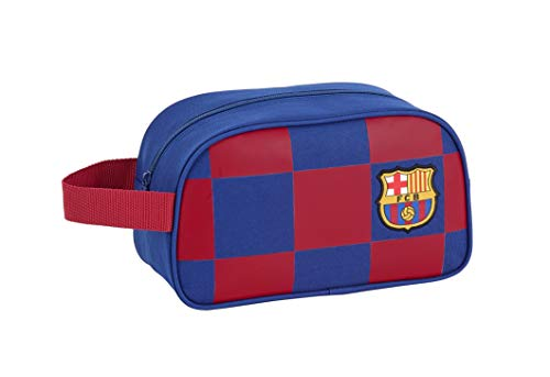 FC Barcelona Bolsa de aseo adaptable a carro