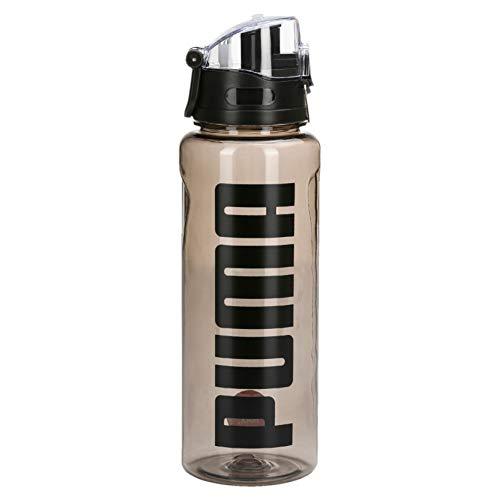 PUMA Unisex– Erwachsene TR Bottle Sportstyle 1liter Wasserflasche, Black, OSFA