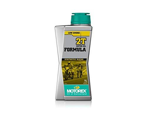 Compatible Con / Reemplazo Para Aceite 2 Tiempo 1 Litro Semi-Síntesis Motorex Formula 20100085