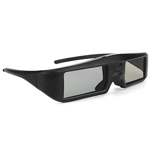 Docooler 3D Aktive Shutter Gläser G06 BT Virtual Reality Gläser Bluetooth Signal besonders für LG/Sony/Panasonic/Sharp/Toshiba/Mitsubishi/Philips/Samsung 3D TV Smart TV
