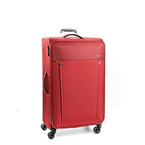 RONCATO Zero Gravity Trolley large morbido espandibile 4 ruote tsa Rosso