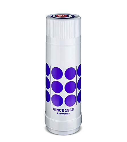 ROTPUNKT Isolierflasche 40 MAX Retro Edition 0,25 l > 0,50 l > 0,75 l > 1,0 l (deep River, 750 ml)