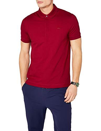 Lacoste Herren Ph5522 Poloshirt, Rot (Bordeaux 476), Medium