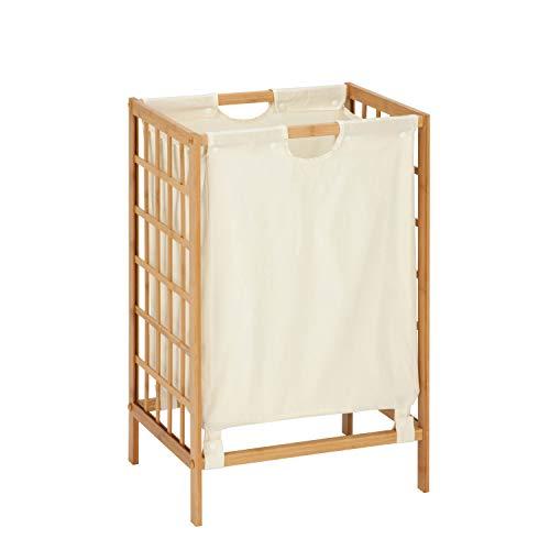 Honey-Can-Do Bamboo Hamper HMP-03770