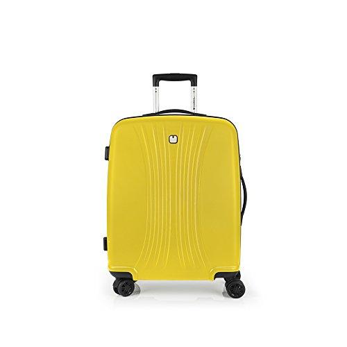 maleta Mediana, Fit, Gabol, 66 x 46 x 26, 59 L (Amarillo)