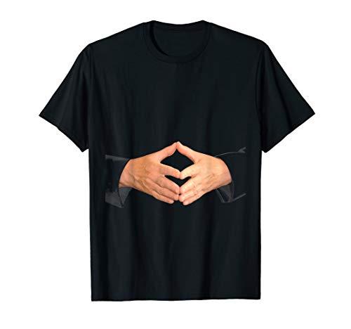 Angela Merkel Raute. Politik. Karneval. Danke, Mutti. Fun. T-Shirt