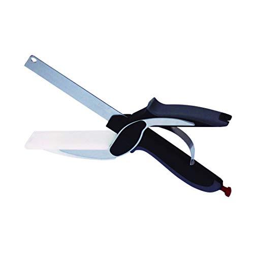 Kitchen Pro Expressschneider, 2in1, das Original, ideales Küchenwerkzeug zum Schneiden