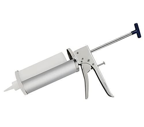 YUCHENGTECH Dispensador de pistola de salsa Dispensador profesional de salsa de hamburguesa Pistola...