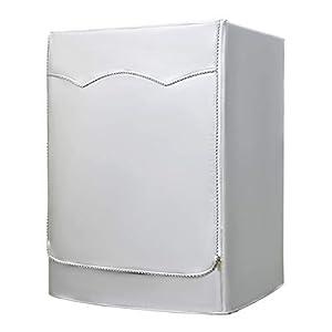 AKEfit Funda de Lavadora Cubierta Impermeable para Lavadora/Secadora de Carga Frontal para Lavadora o Secadora 60 * 85 * 64cm