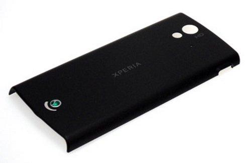 Orig. Ersatzteil Sony-Ericsson Xperia Ray ST18i Akkufachdeckel Black